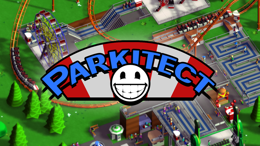 Parkitect project video thumbnail