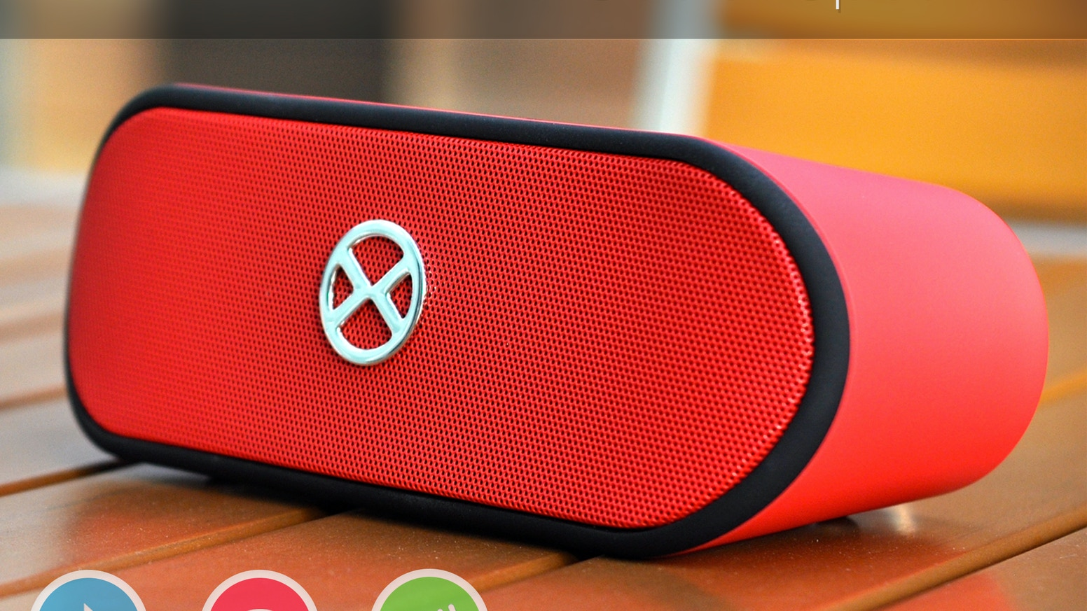 JookBox WiFi speaker lets the entire party que & play music