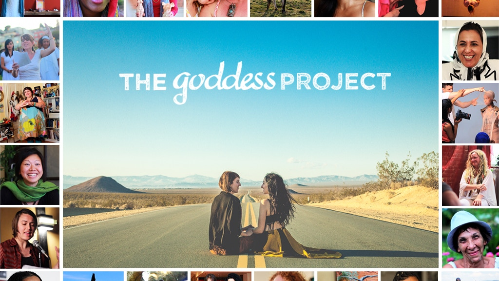 the goddess project -THE FILM THAT WILL EMPOWER WOMANKIND project video thumbnail