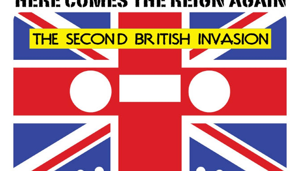 Here Comes The Reign Again: The Second British Invasion project video thumbnail