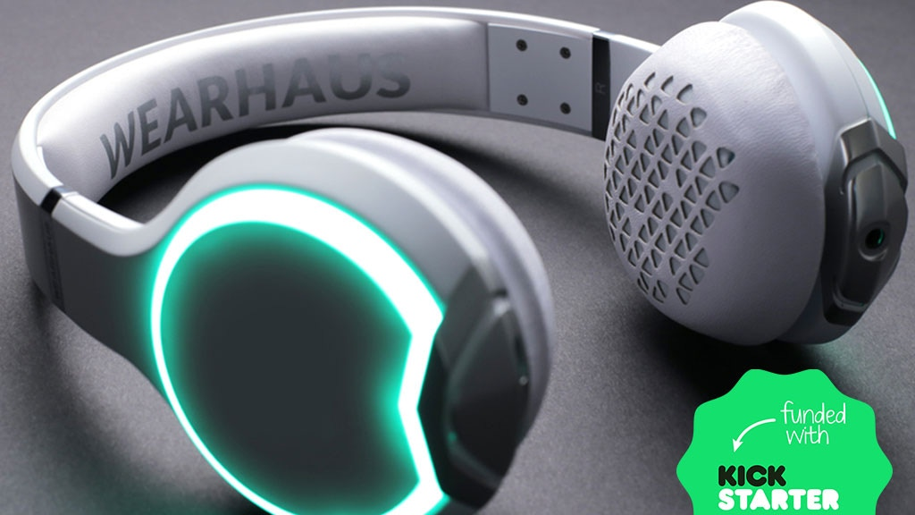 b0f4fa20dcd Wearhaus Arc - Wireless headphones reinvented project video thumbnail