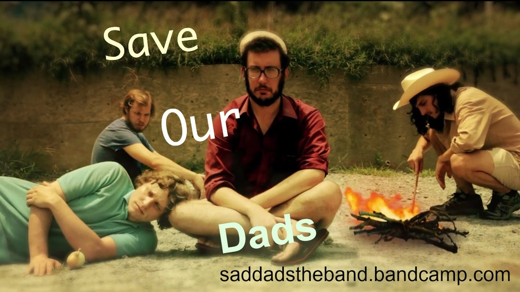 Save Our Dads project video thumbnail