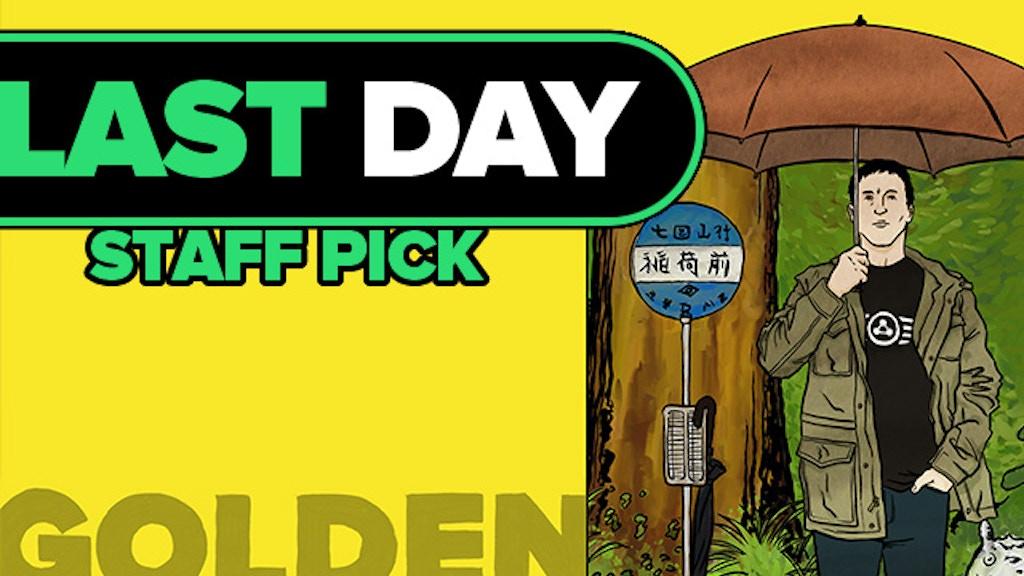 Golden Rules, a comic about men's restroom etiquette project video thumbnail
