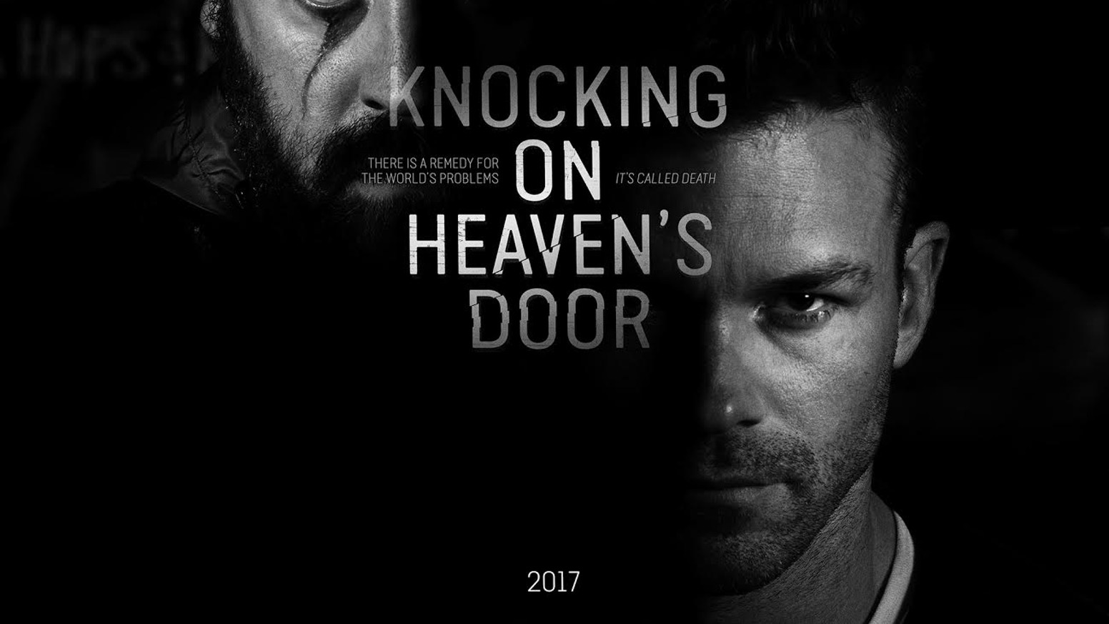 KNOCKING ON HEAVENS DOOR: A FILM NOIR FEATURE by Jeff