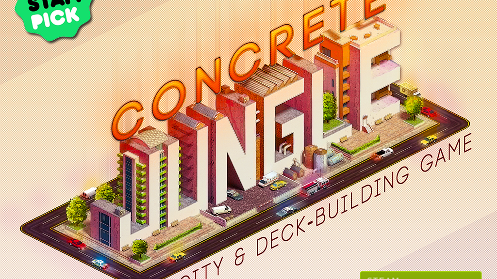 Concrete Jungle project video thumbnail