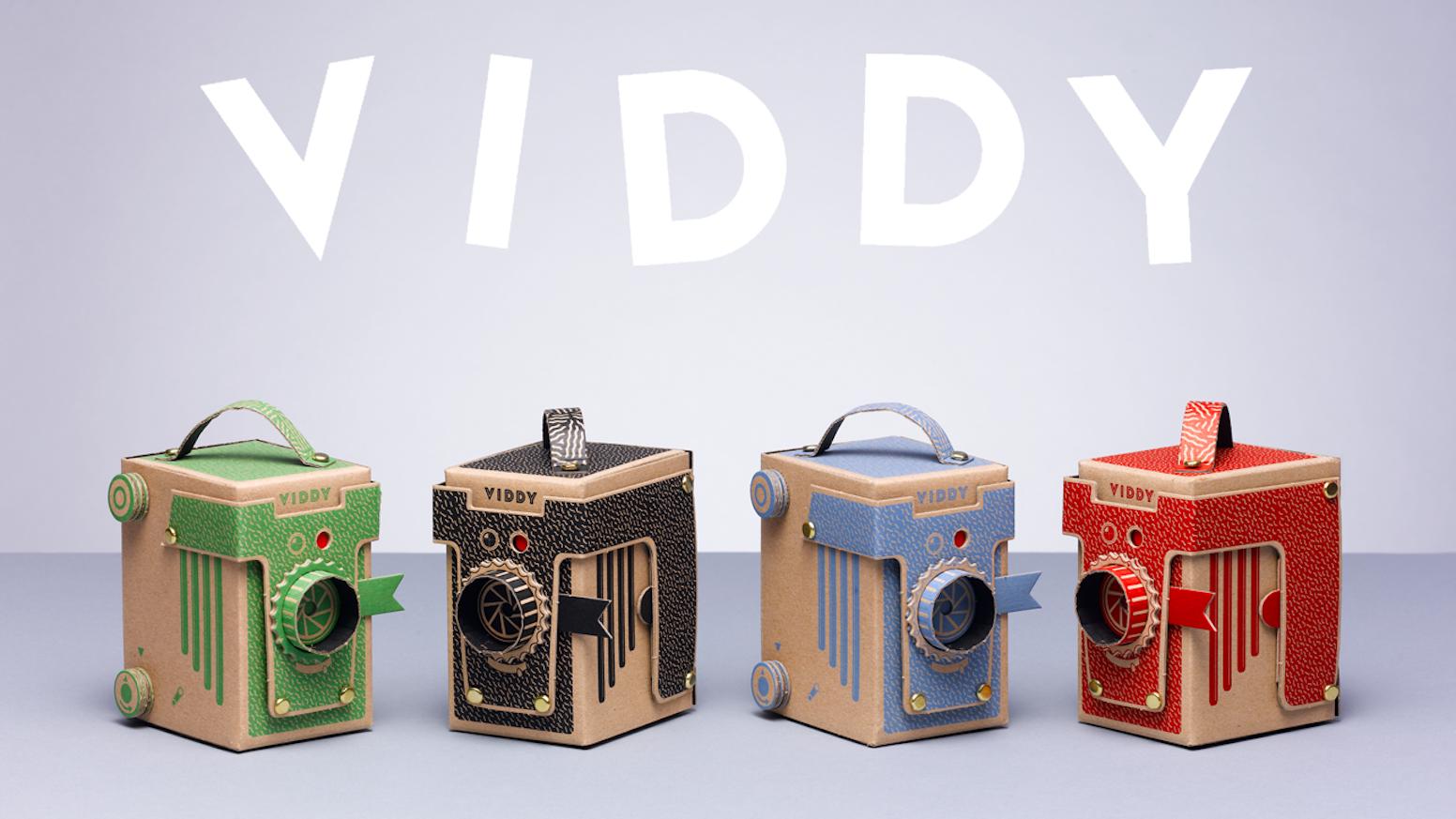 Viddy The Worlds Cutest Diy Pinhole Camera By Kelly Angood