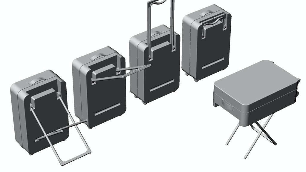 Project image for neXstep Luggage