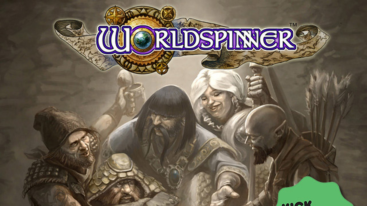 Worldspinner™ makes it easy to create richly detailed maps of your own fantasy world in minutes.