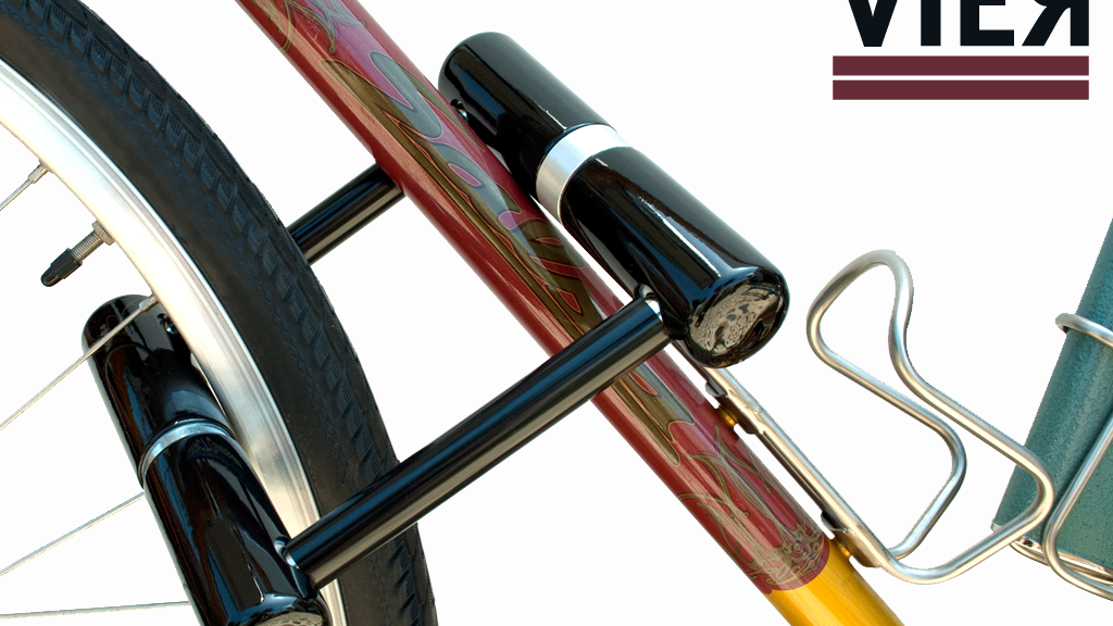 VIER - Compact High Security Bike Lock project video thumbnail