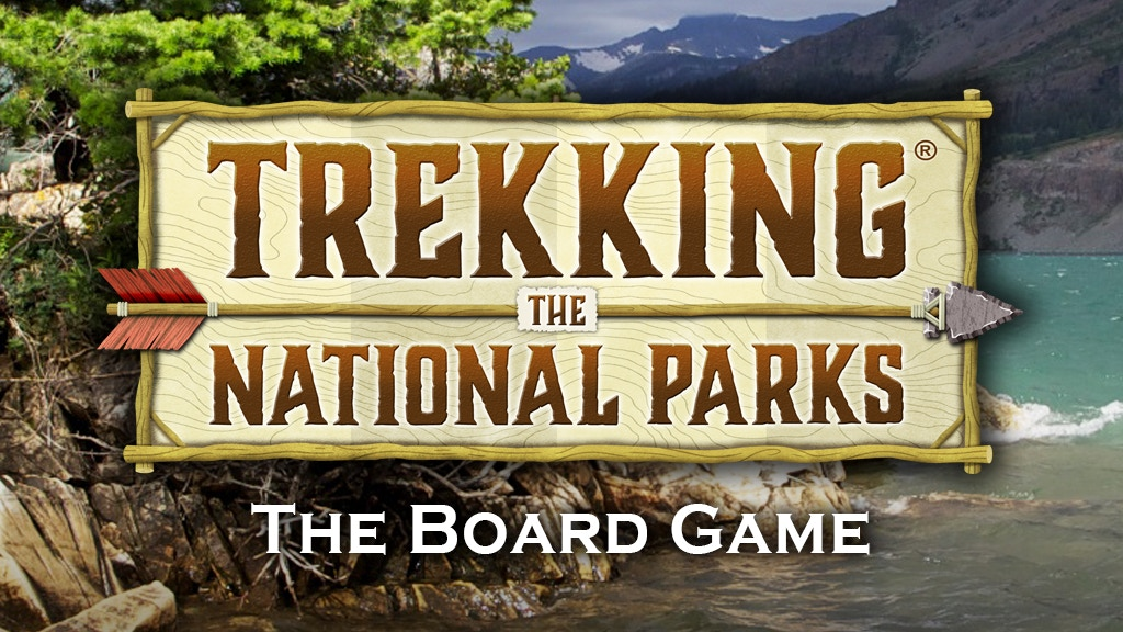 Trekking the National Parks - The Board Game project video thumbnail