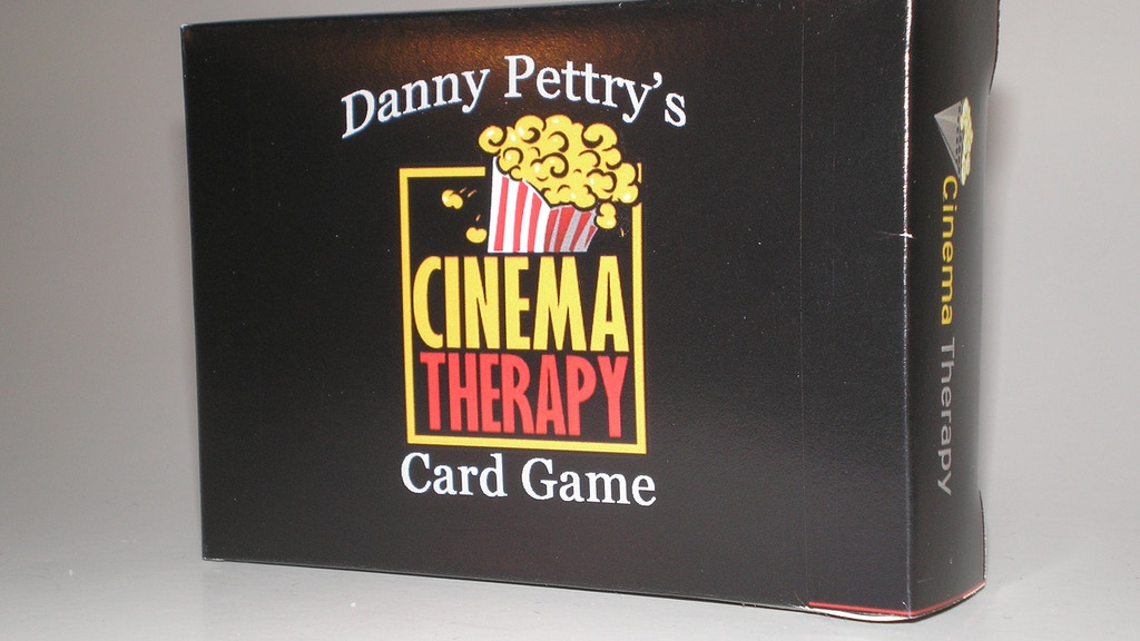 Cinema Therapy: An entertaining feel-good game project video thumbnail