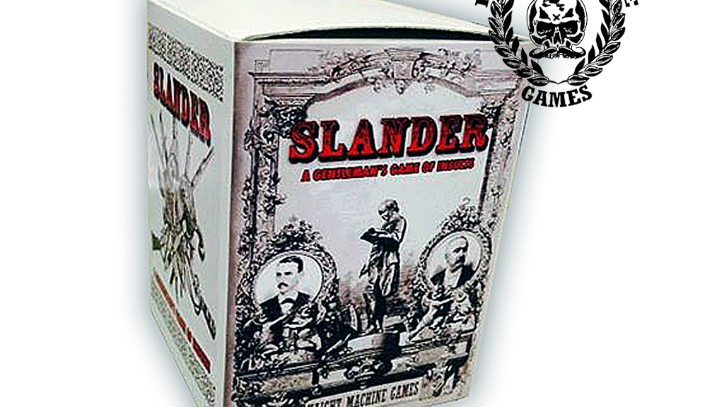 Project image for Slander - A Gentleman's Game of Insults (Canceled)
