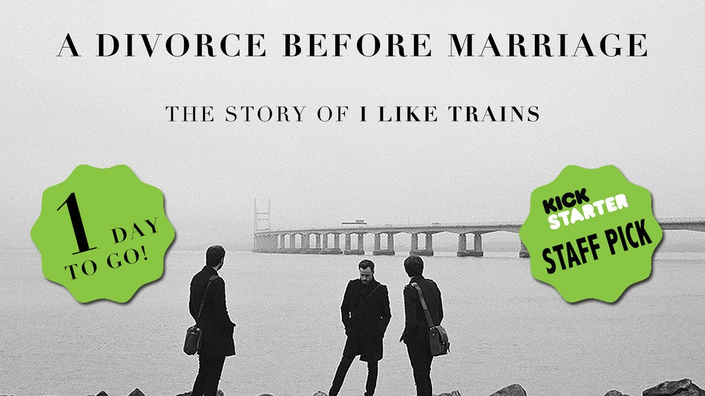 A DIVORCE BEFORE MARRIAGE - A Film About I Like Trains project video thumbnail