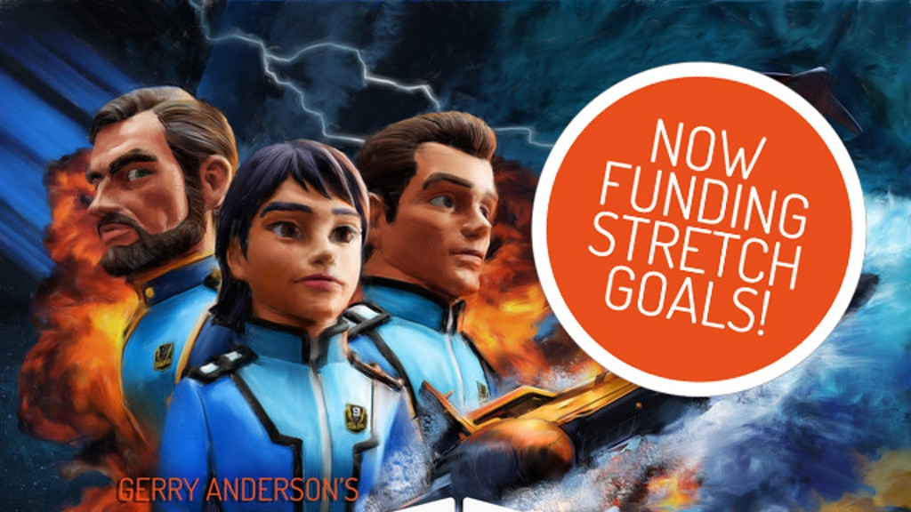 Gerry Anderson's Firestorm - Filmed in Ultramarionation project video thumbnail