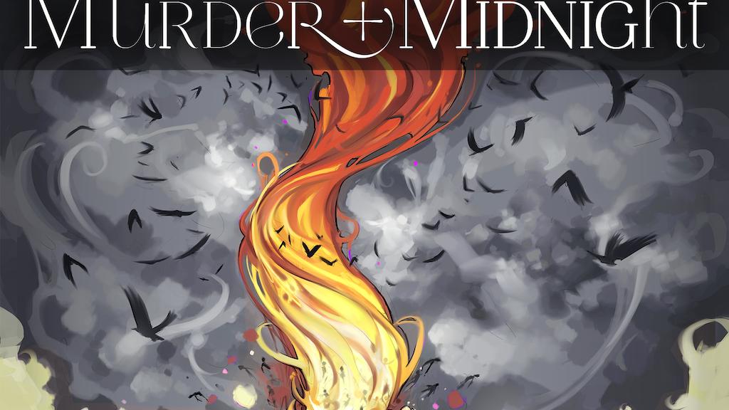 Murder & Midnight: Book 1 project video thumbnail