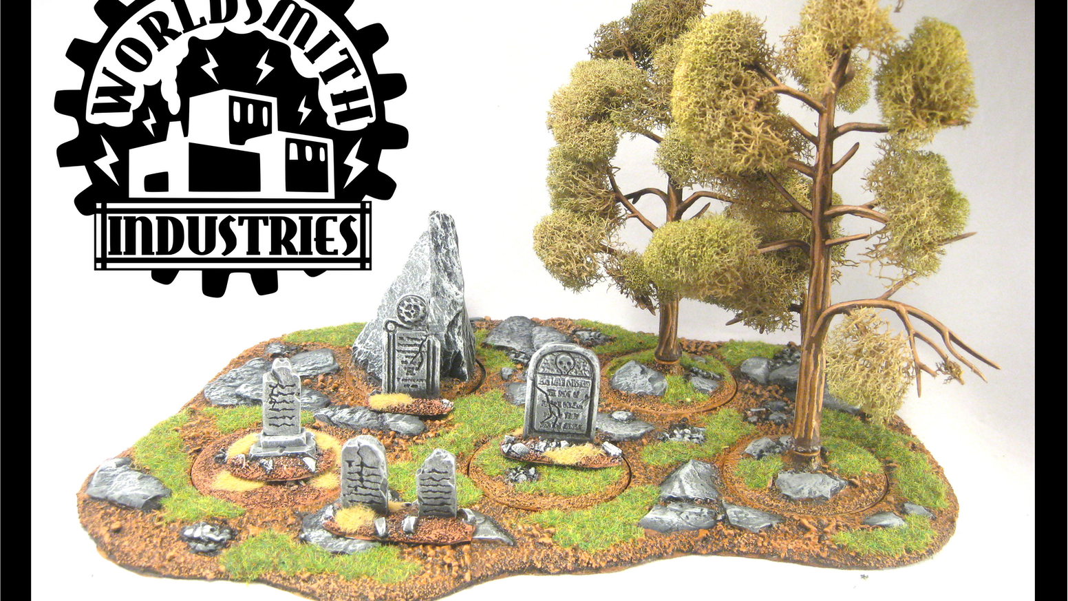 Resin Terrain for Miniature Gaming by Worldsmith Industries