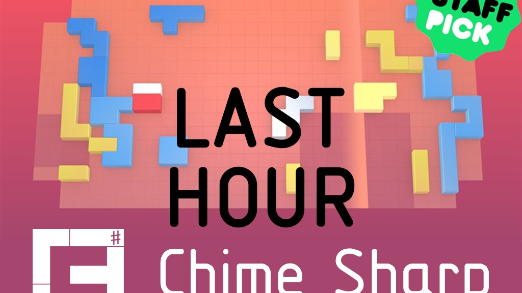 Chime Sharp: the classic music puzzle game returns! (Steam) project video thumbnail