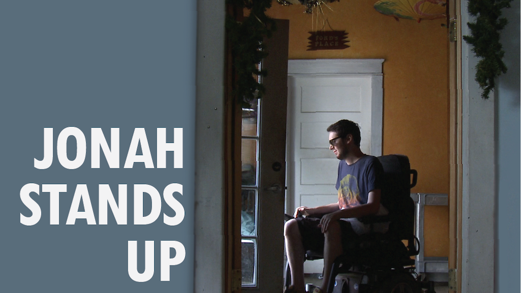 Jonah Stands Up: a short documentary project video thumbnail