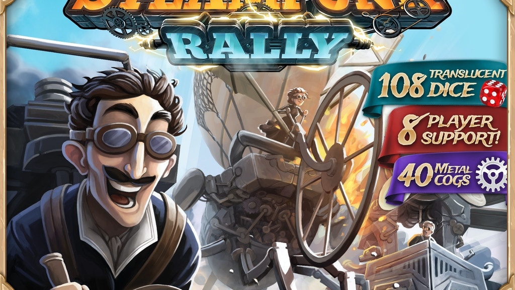 Steampunk Rally project video thumbnail
