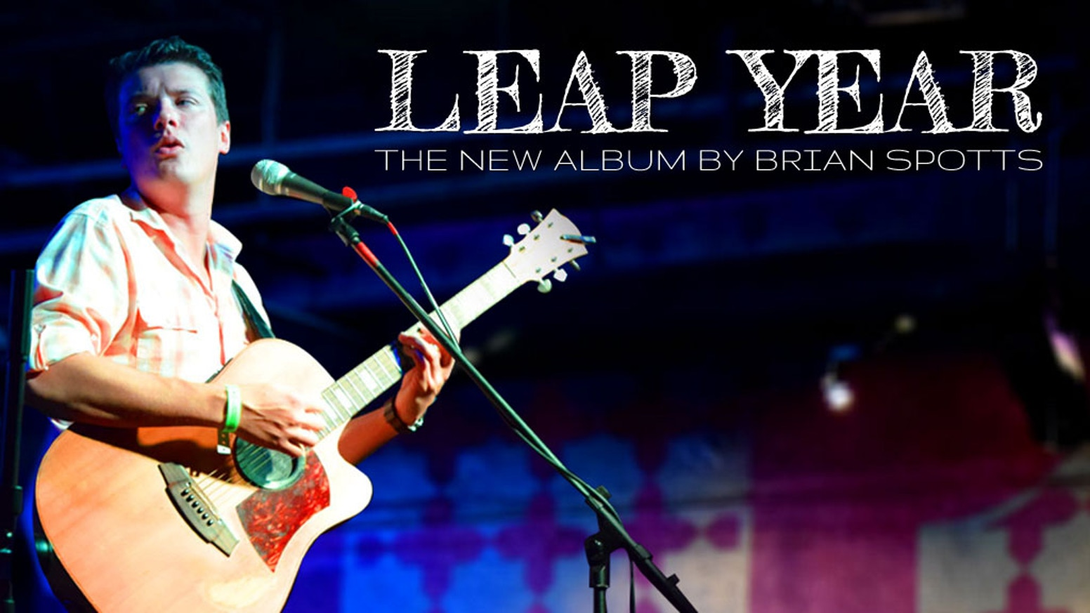 "My new full-length album, ""Leap Year"" is finally finished, but to bring it to your ears, I need your help!"