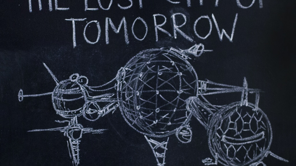 The Lost City of Tomorrow project video thumbnail