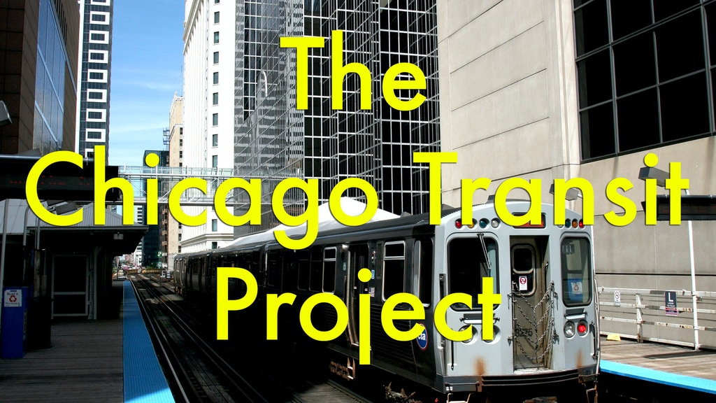 Project image for The Chicago Transit Project