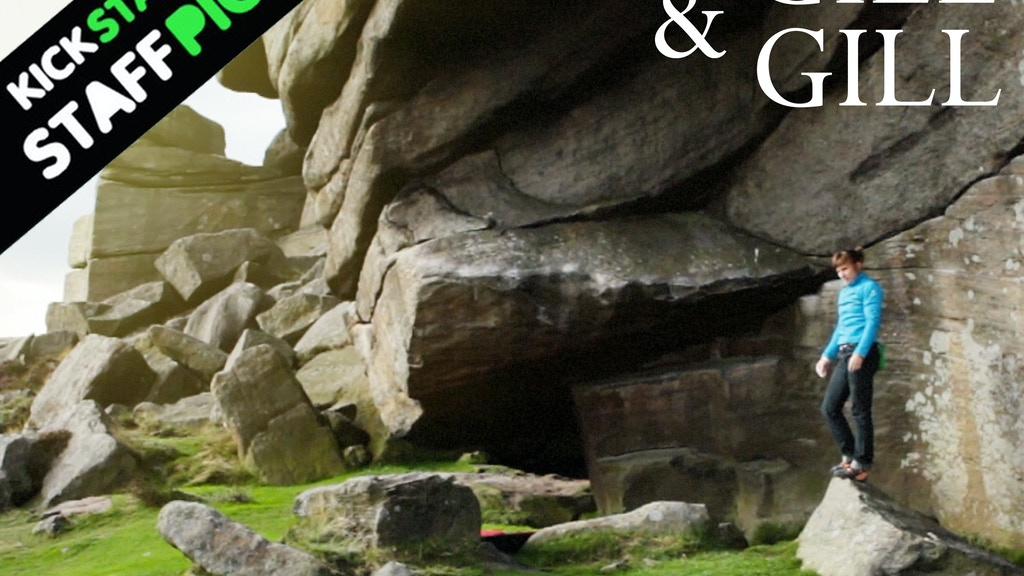 Gill & Gill: a film comparing bouldering & stone carving project video thumbnail
