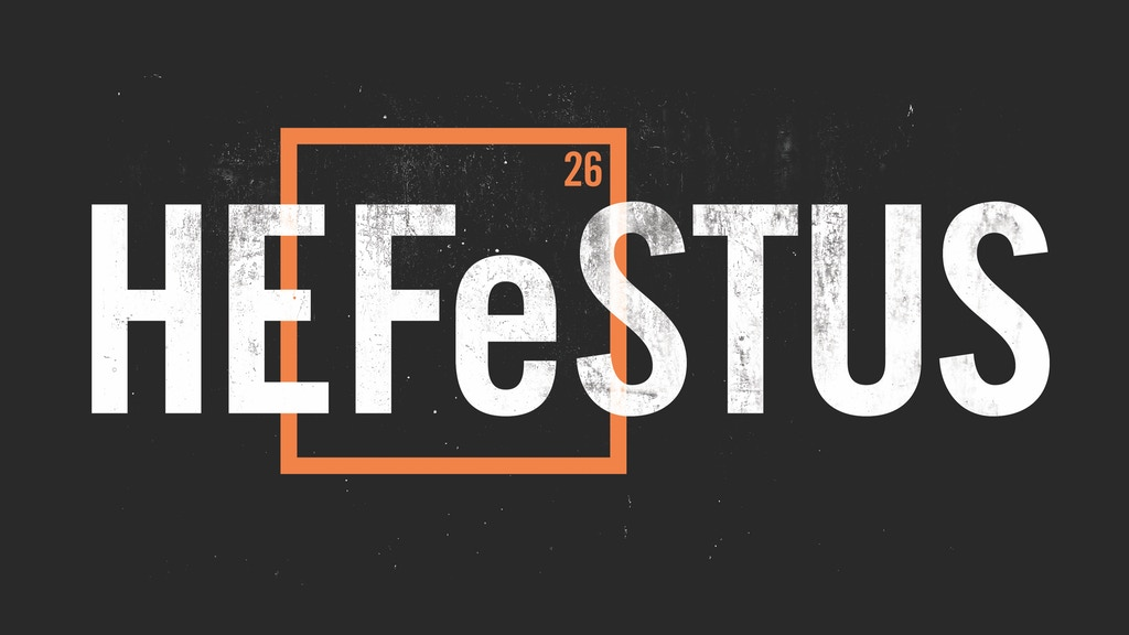Hefestus Iron Pour project video thumbnail