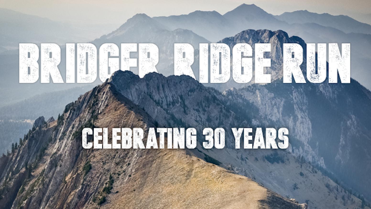 A SHORT FILM celebrating ONE RACE: the Bridger Ridge Run. TEN RUNNERS: the movie-stars. THIRTY YEARS: running wild in the mountains.