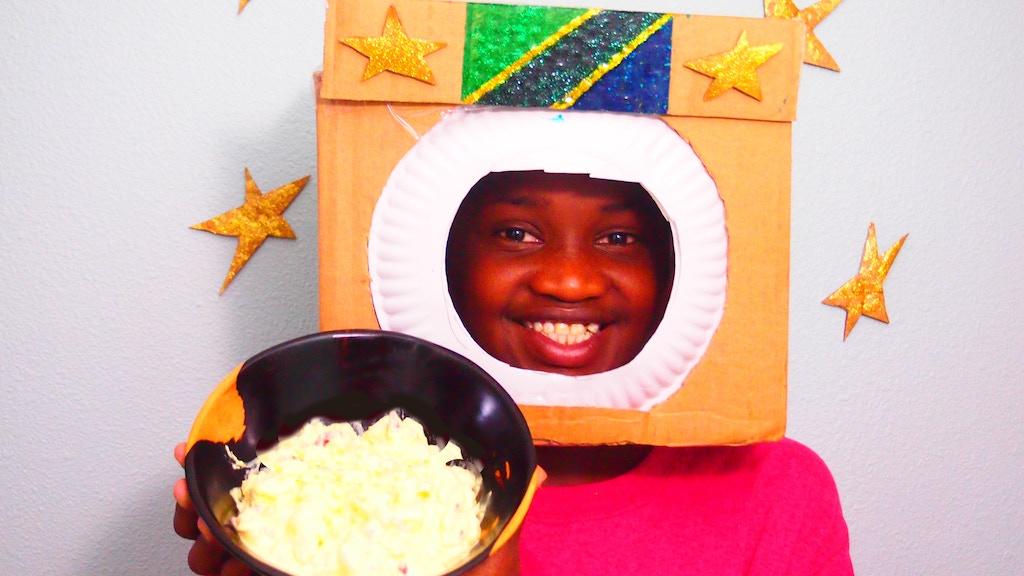 Tanzanian Astronaut Potato Salad project video thumbnail