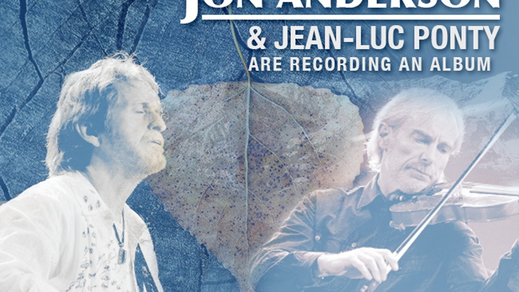 Jon Anderson & Jean-Luc Ponty Project project video thumbnail