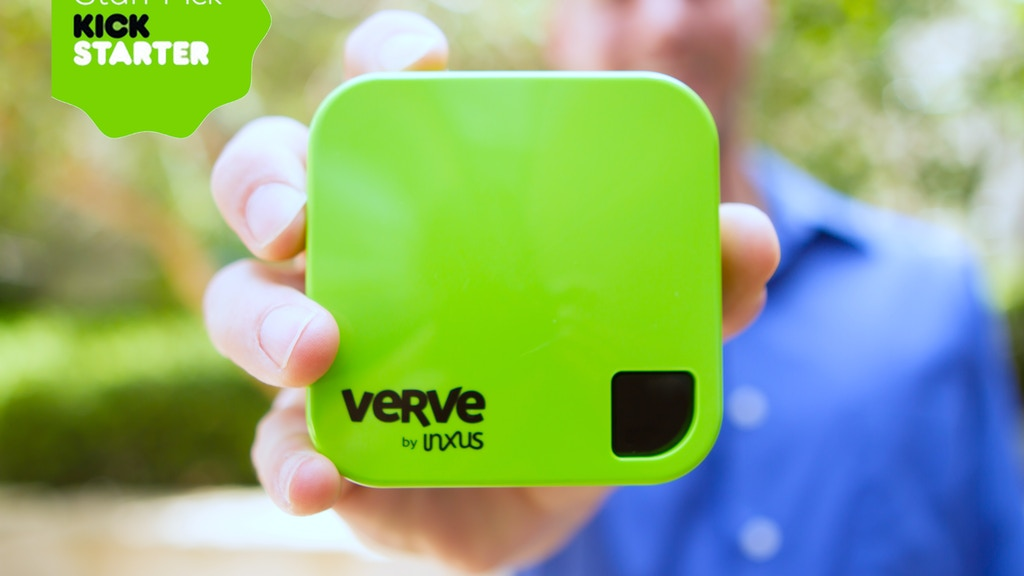 VERVE 2: Connect your world to your computer and internet project video thumbnail