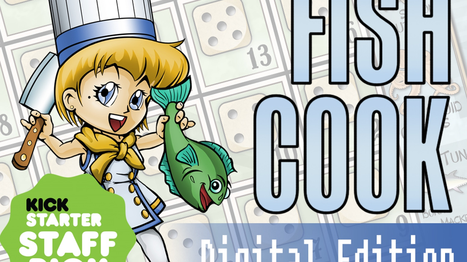 Fish Cook: Digital Edition by Cat Duo » We are submitting the app to