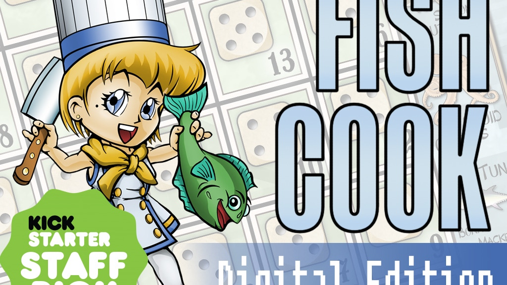 Fish Cook: Digital Edition project video thumbnail