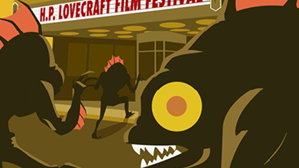 2014 LOS ANGELES H.P. Lovecraft Film Festival & CthulhuCon® project video thumbnail
