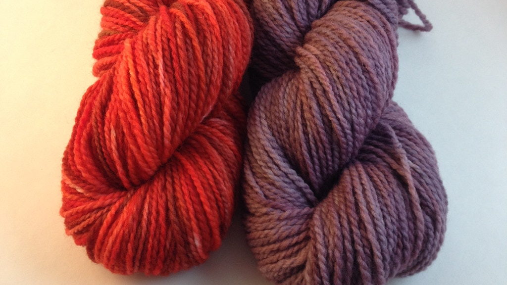Color Me Happy: Starting yarn dyeing business project video thumbnail