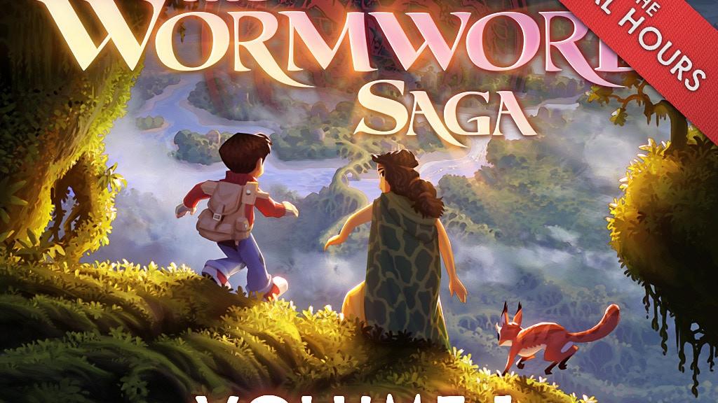 The Wormworld Saga Book Edition - Volume 1 project video thumbnail