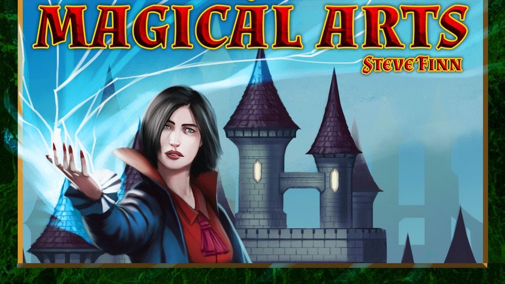 The Institute for Magical Arts project video thumbnail