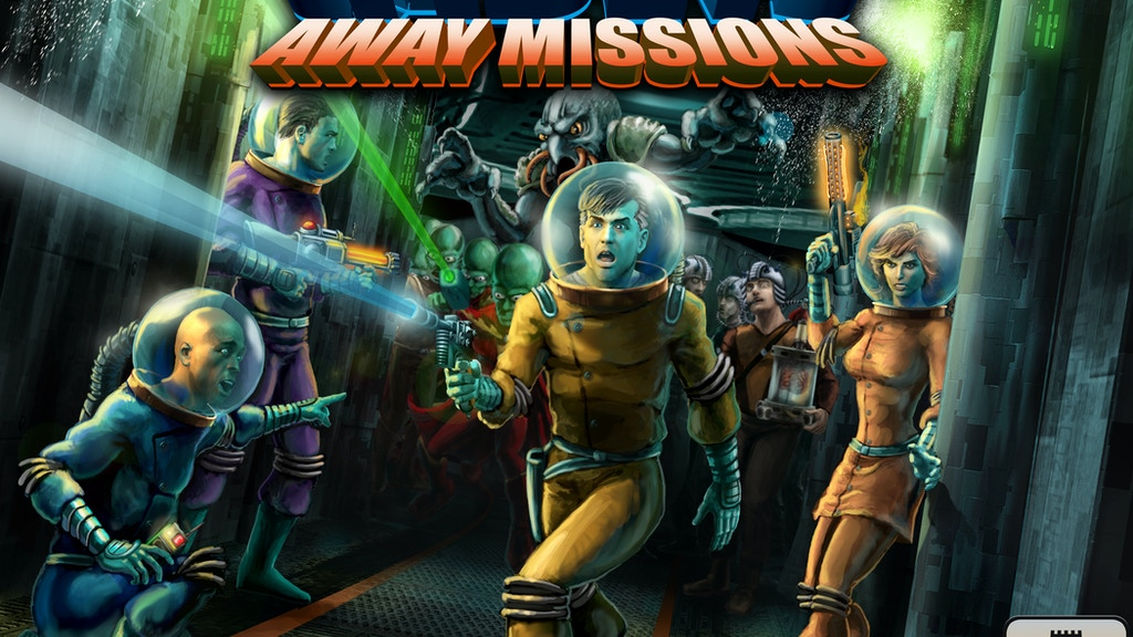 Space Cadets: Away Missions project video thumbnail