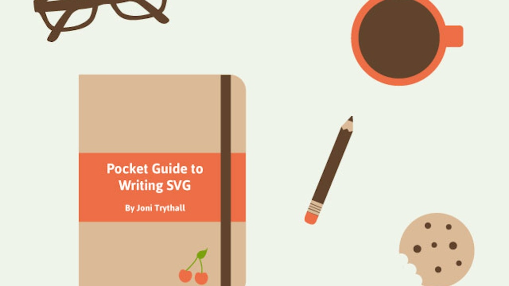 Pocket Guide to Writing SVG project video thumbnail
