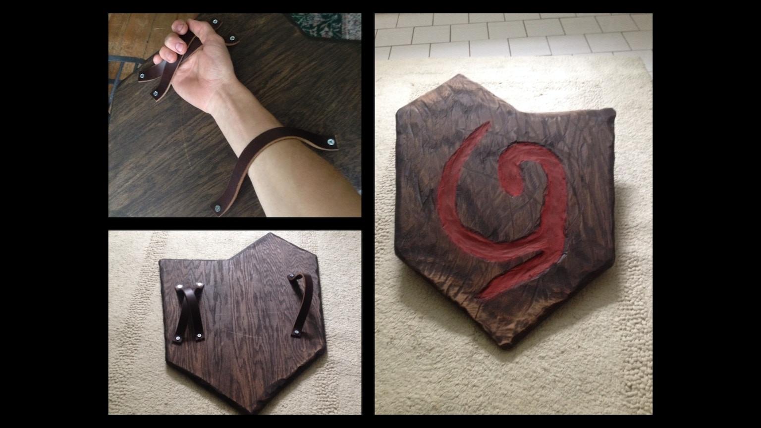 deku shield replica - photo #21