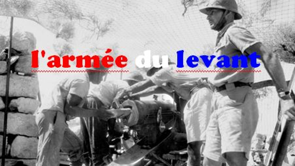 Project image for 28mm l'armée du Levant