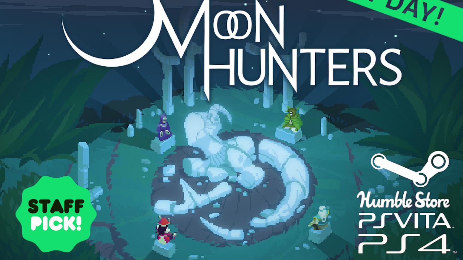 Moon Hunters, a Myth-Weaving RPG by Kitfox Games » Updates — Kickstarter