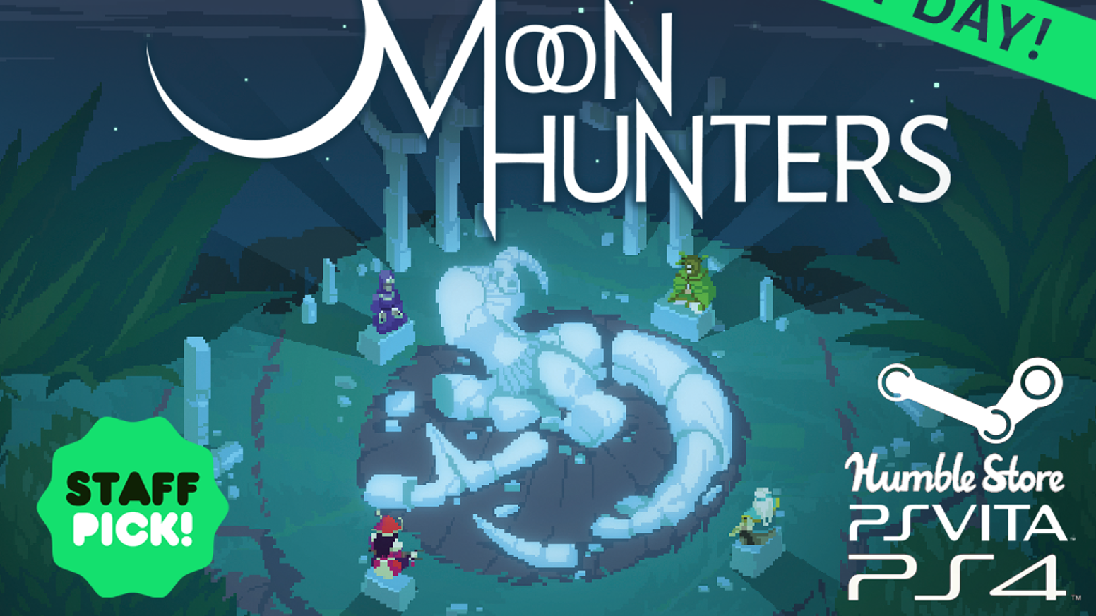 Moon Hunters, a Myth-Weaving RPG by Kitfox Games » Delicious