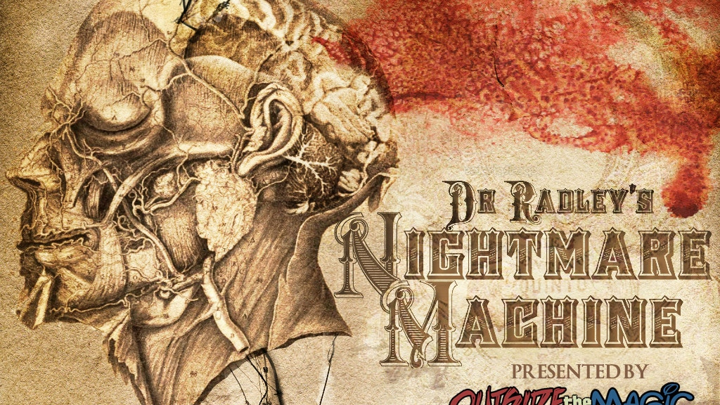 Dr. Radley's Nightmare Machine: Radley Haunted House 2014 project video thumbnail