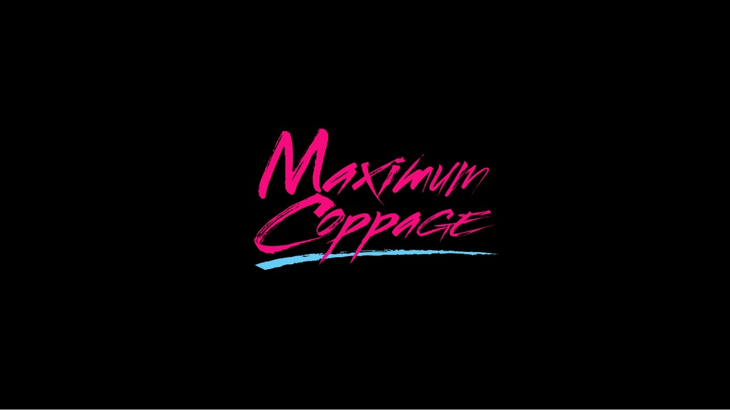 Maximum Coppage project video thumbnail