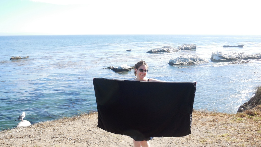 RestoPresto™ the portable mat to sit on, sit under & wear! project video thumbnail