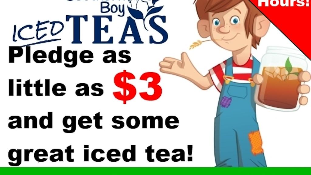 Amazing Organic Iced Teas! project video thumbnail