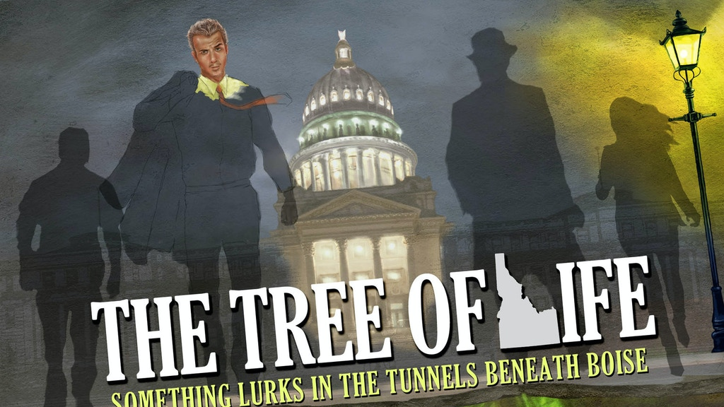 The Tree of Life - Secrets Buried Under Boise project video thumbnail