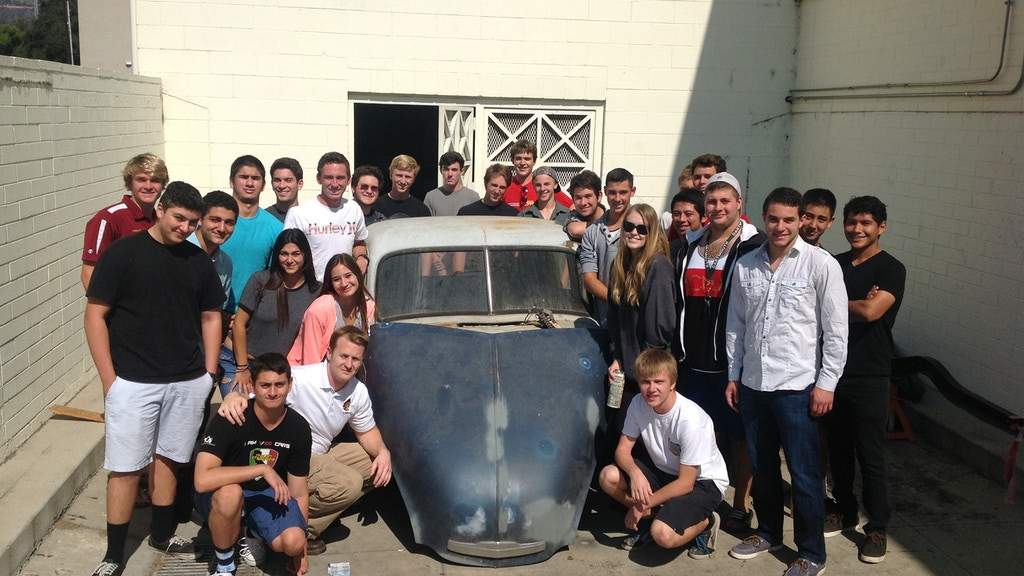 53 Chevy Pick Up/Resurrect Auto Shop in High Schools project video thumbnail